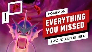 Pokemon Sword and Shield Direct Trailer Breakdown - Rewind Theater