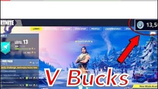 Abril Fortnite V Bucks Hack 2018 Cómo obtener los mejores V Bucks para Fortnite Battle Royal