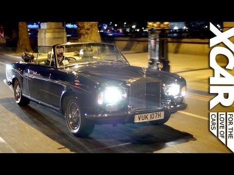Rolls-Royce Corniche: Can You Buy Class? - XCAR
