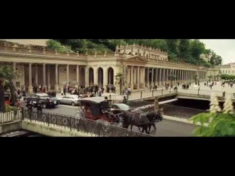 Casino Royale (James Bond) in Karlovy Vary & Grandhotel Pupp