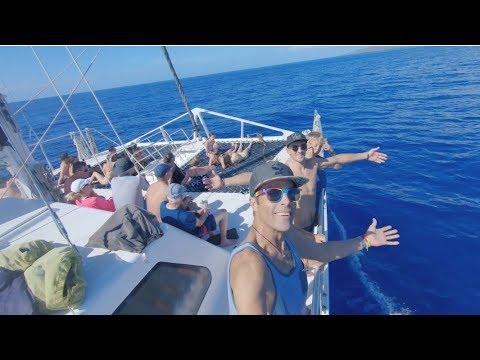 VLOG: Snorkeling With Sail Maui In Lanai, Hawaii
