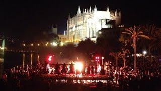 Noche San Juan 2015 Palma de Mallorca