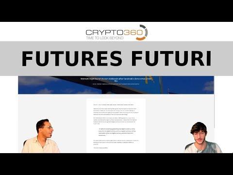Niente Futures su Bitcoin (Tg Crypto 2019 08 02)