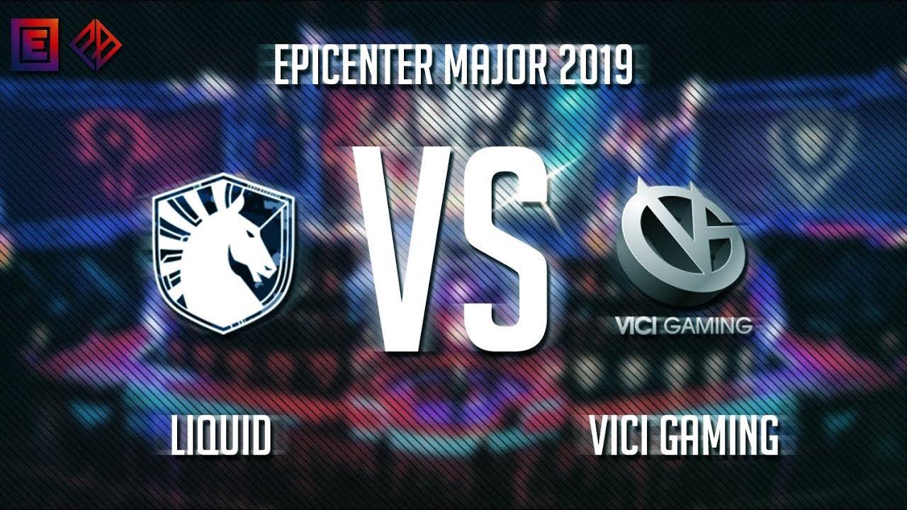 Kết quả hình ảnh cho vg vs liquid epicenter major 2019