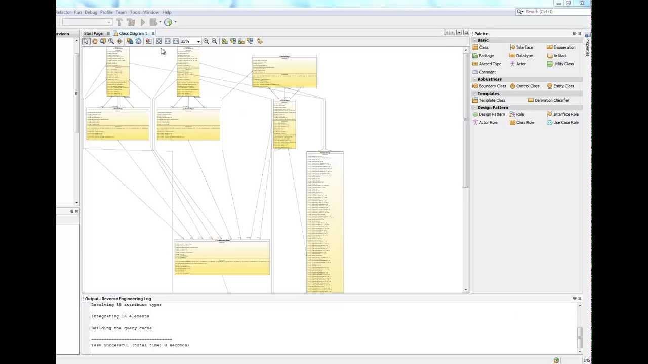 UML Plugin(UML TO IMAGE) NetBeans 7.0/7.1/7.2/7.3/7.3.1 ...