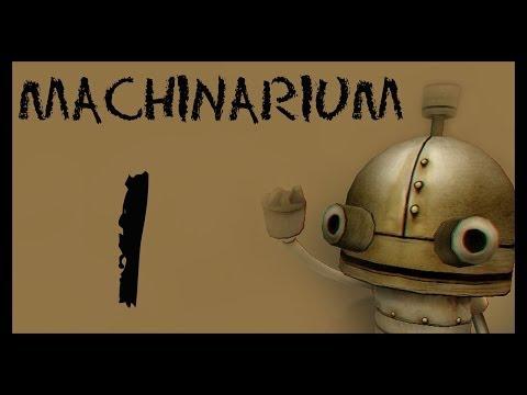 Machinarium / Машинариум - Прохождение игры на русском [#1]