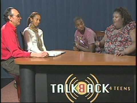 TALKBACK4Teens 11.0 social media