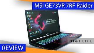 MSI GE73VR 7RF Raider Gaming Laptop | India Review | Digi Life