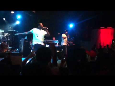 Pusha T So Appalled Live at Key Club