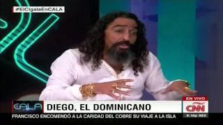 Diego El Cigala habla de la muerte de su esposa en CALA