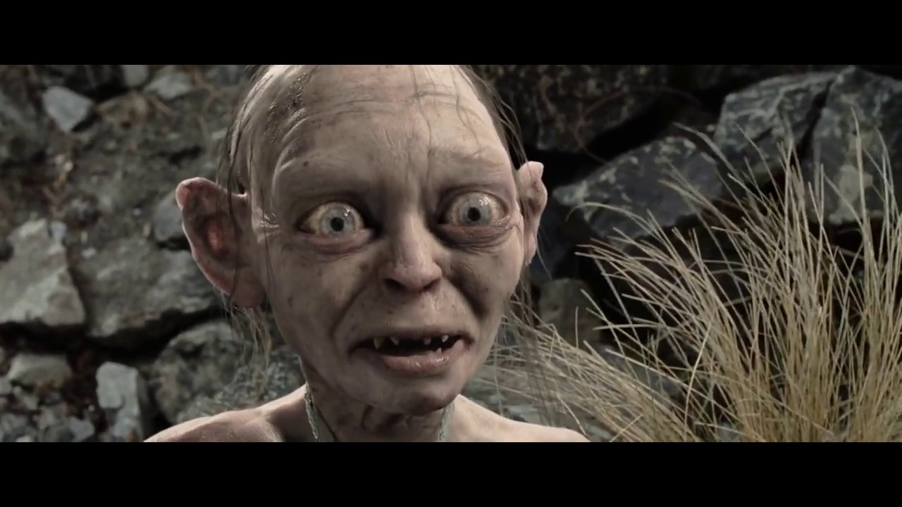 Download Gollum Vs Frodo and Sam (The Lord of the Rings The Two Towers Extended Edition 2002)
