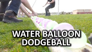 Water Balloon Dodgeball - Bunch O Balloons