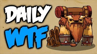 Gambar cover Dota 2 Daily WTF - Meepo's worst Nightmare