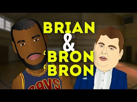 Brian & Bron Bron - Feat. LeBron James & Brian Windhorst - SONG - Music Video