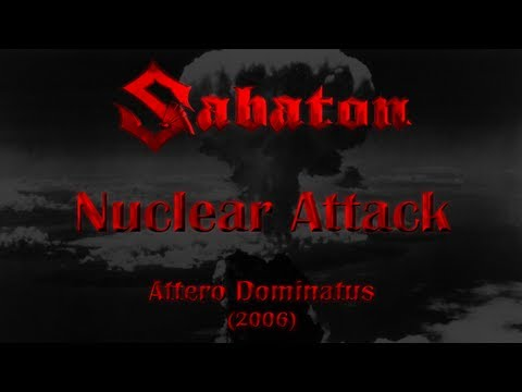 Sabaton - Nuclear Attack (Lyrics English & Deutsch)