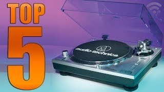 Top 6 Best Stereo Turntables 2017 / 2018 Reviews