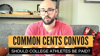 MONEY TALKS: Should college athletes be paid?