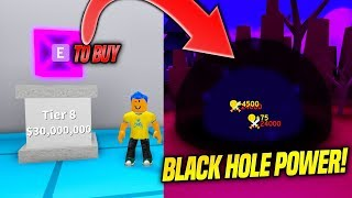 *NEW* THIS POWER IS THE STRONGEST POWER IN MAGIC SIMULATOR!! *OVERPOWERED* (Roblox)