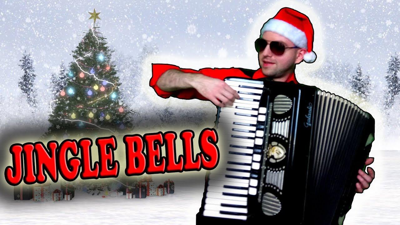 Christmas Song - JINGLE BELLS - Accordion - YouTube