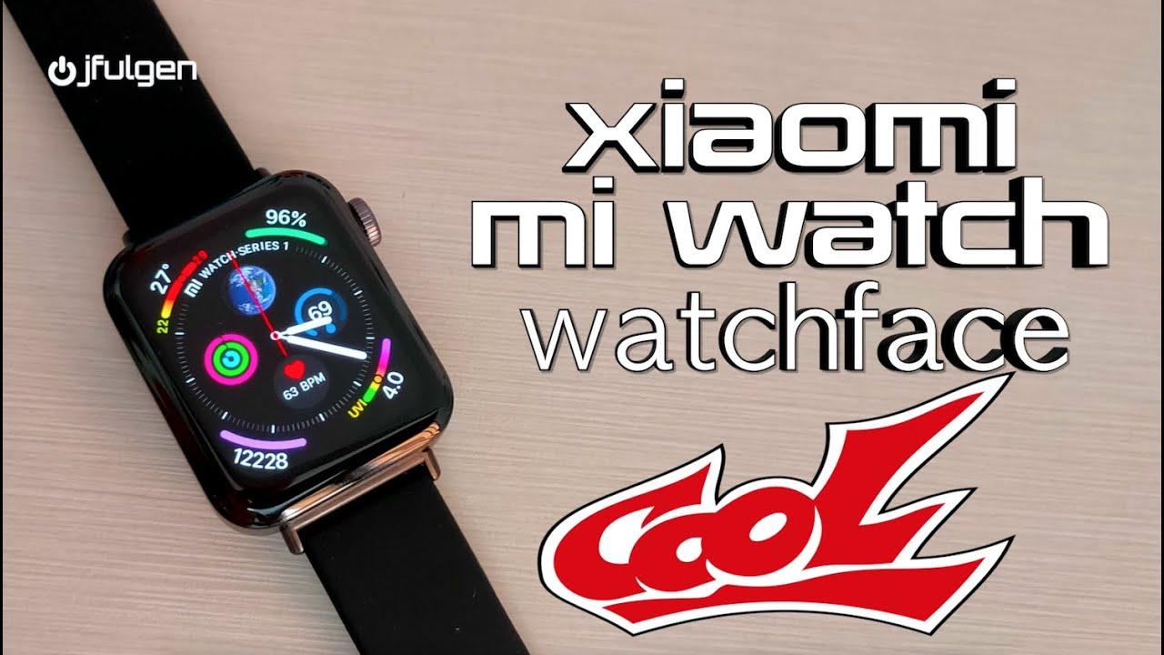 🔶 Xiaomi 🔶 Mi ⌚ Watch - El Mejor 🎨 Watchface 🎨