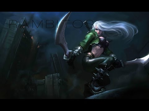KATARINA VS SHACO AP ! #07