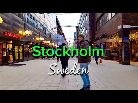 Road trip: Norway - Orebro - Stockholm