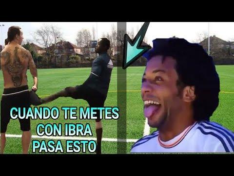 LAS MEJORES BROMAS ENTRE COMPAÑEROS EN EL FÚTBOL Video de Risa