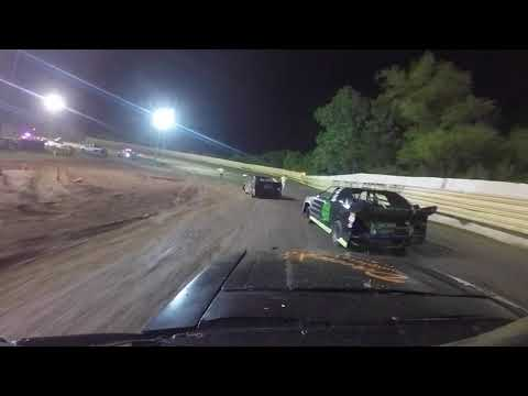 07/21/18 A Feature (P1) Creek County Speedway