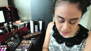 Natural Make Up Tutorial by Luise Najib Bahasa Indonesia