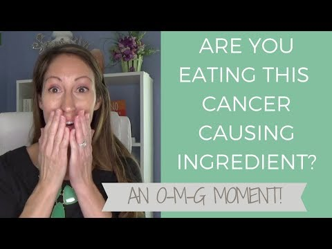 """Carrageenan Warning! This """"Healthy"""" Ingredient Causes Cancer, IBS and Gut Inflammation!"""