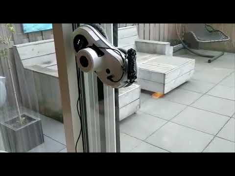 Does the Alfawise S60 Window Cleaning Robot clean your windows stripe and spottless?