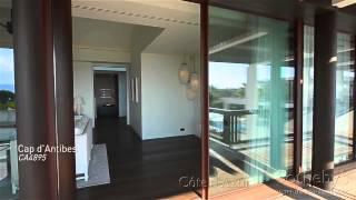 Villa de luxe à louer au Cap d'Antibes