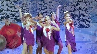 """Детская Латина в Истре от студии танцев """"Шаг вперед"""""""