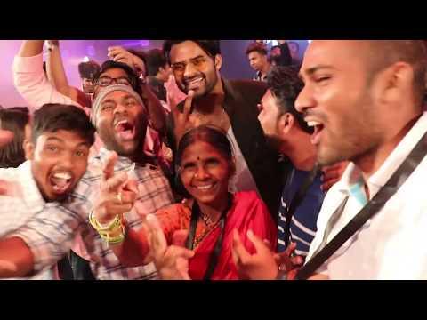 Youtube Fan Fest Hyderabad   Vijaydevarakonda Surprise #ytff   My Village Show