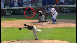 MLB Walk Off Wild Pitches