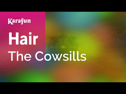 Karaoke Hair - The Cowsills *
