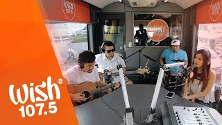 """Iktus performs """"Naghihintay"""" LIVE on Wish 107.5 Bus"""