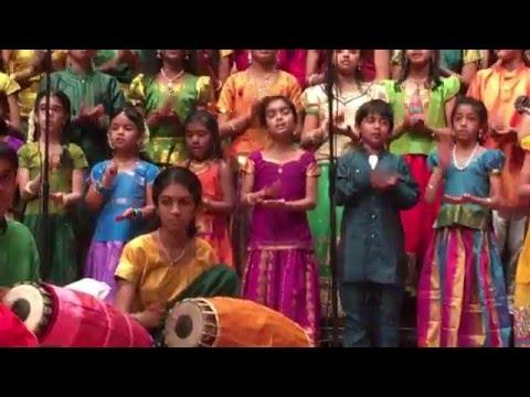ThodayaMangalam EPIC Choir Cleveland 2016