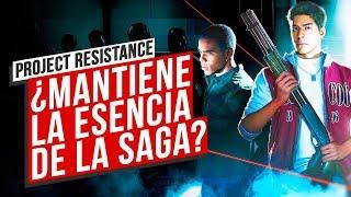 PROJECT RESISTANCE: ¿Mantiene LA ESENCIA de RESIDENT EVIL?