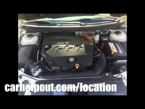Mobile Mechanic Tips Why Your 2008 Pontiac G6 Will Not Start Turn Over Or Crank Issue