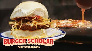 How to Cook Miami's Legendary Cuban Burger with George Motz | Burger Scholar Sessions