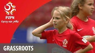 Finał U-12 dziewczynek - XVIII edycja Turnieju Z Podwórka na Stadion o Puchar Tymbarku