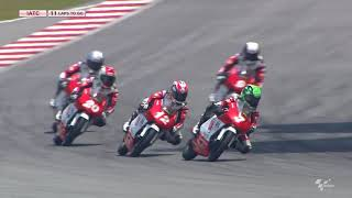 Download Video Race 1 Sepang Idemitsu Asia Talent Cup 2017 MP3 3GP MP4