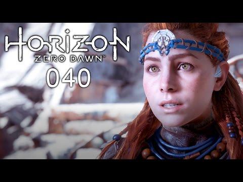 HORIZON: ZERO DAWN ★ #040 - Das Netzwerk zerstören! [Gameplay German | Deutsch | PS4 Pro]