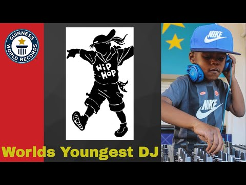 Worlds Youngest DJ SA House Music and Hip Hop Mix 2017 (5yrs Old Djay Pro) Dj Arch jnr