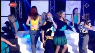 Girls Aloud - Jump (TOTP 2003)