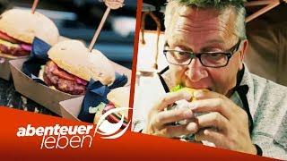 Die neuesten Burgertrends mit Dirk Hoffmann in Düsseldorf | Abenteuer Leben | Kabel Eins