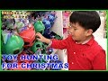 Toy Hunting for Christmas at Kiddy Palace Toy Store