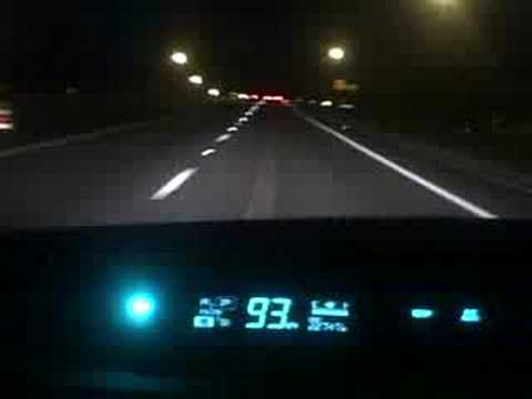 Prius Top Speed - YouTube