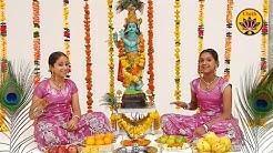 Radhe Govinda | Vande Guru Paramparaam | Sindhuja & Mrinalini